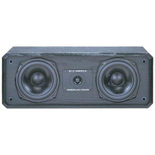 Find Discount BIC VENTURI DV52CLRB 5.25 Center Channel Speaker (DV52CLRB)