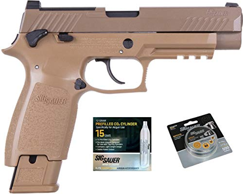 SIG Sauer M17 Air Pistol with CO2 12...