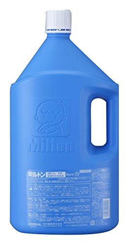 キョーリン製薬『MILTON(ミルトン)液体タイプ』