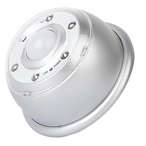 6- LED Lampe sans Fil avec PIR Détecteur de mouvement infrarouge