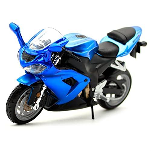 Modelo para Kawasaki Ninja ZX-10R Motocicleta 1:18 Bicicleta De Escala Diecast Modelo De Juguete Colección De Niños Regalos Niños Boy Regalos