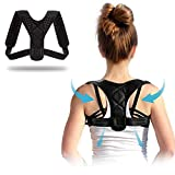 Posture Corrector for Men and Women Effective Comfortable Adjustable Posture Correct Body for Support Posture...
