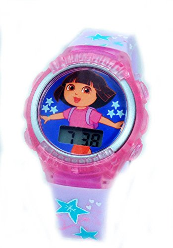 Nick Jr Dora The Explorer Watch