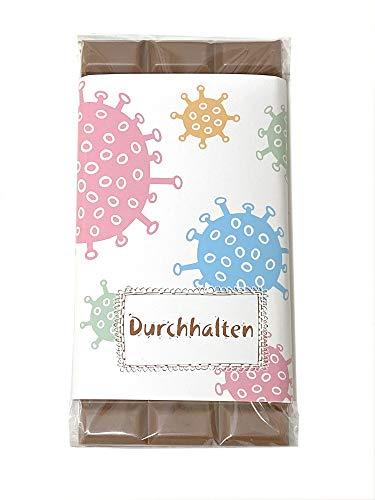 Krönner Durchhalten - Schokolade 38% / 100g Tafelschokolade