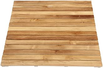 ARB Teak & Specialties Teak Shower Base Mat, 36 X 30 Inch