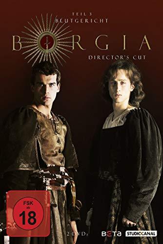 Borgia - Teil 3: Blutgericht (Director's Cut) (2 DVDs)