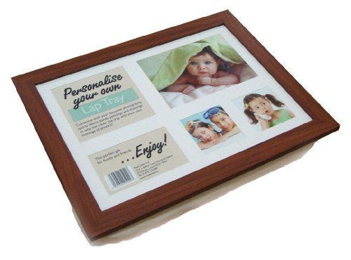 Neat Ideas Personalise Lap Tray - Cushioned