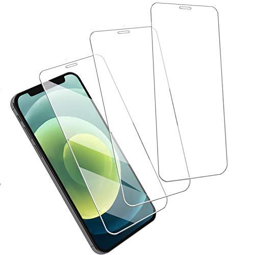 Aclouddates ガラスフィルム for iPhone 12/iPhone 12 pro アイフォン12 PROフィルム フィルム 6.1インチ
