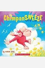 Chimpansneeze Paperback