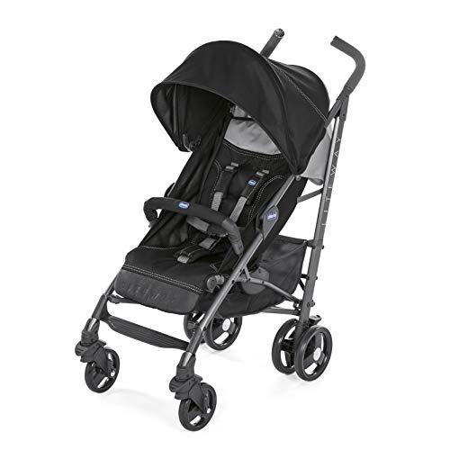 Chicco New Liteway Stroller Jet Black