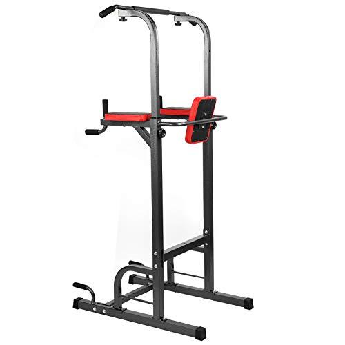 SALUTUYA Soporte para pies en Forma de H Soporte para Codo de PU Standf Fiable para Fitness