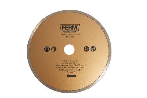 FERM Diamant-Sägeblatt 180 mm, für Fliesenschneider