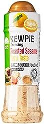 Kewpie Roasted Sesame Yuzu Taste Dressing, 210 ml