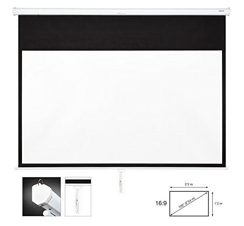 pantalla enrollable proyector fabricante FONESTAR