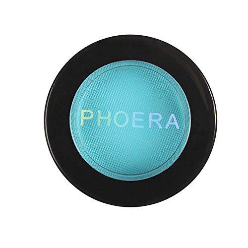 PHOERA Cosmetic Matte Eyeshadow Cream Sombra de Ojos Maquill