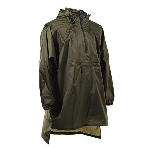 4ucycling Light Weight Easy Carry Wind Raincoat and Outdoor Rain Jacket Poncho