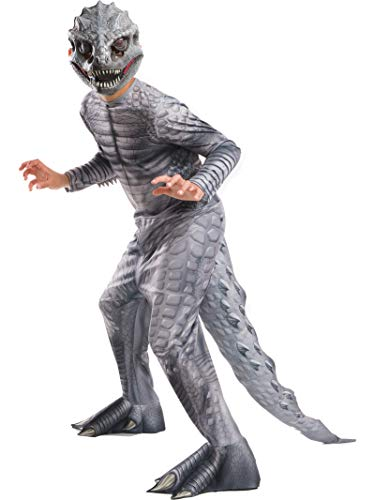 Rubie's Child Jurassic World Dino Fancy Dress Costume Large
