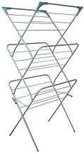 3 Tier Clothes Airer Laundry Dryer Concertina Indoor Outdoor Patio Horse Towel 71003C