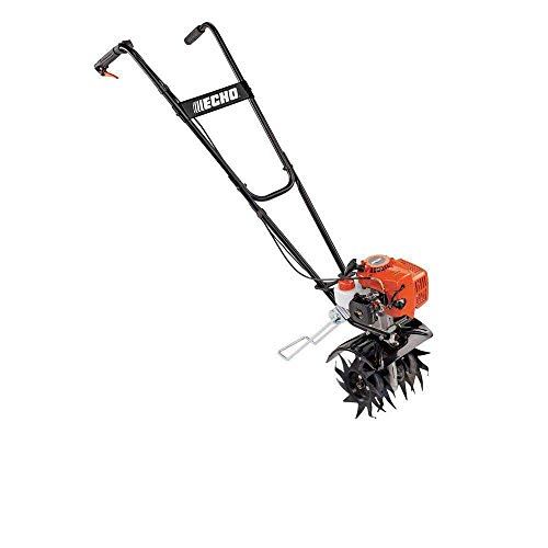 ECHO, Inc. TC-210 9 in. 21.2cc Gas Tiller Cultivator Front-Tine Forward Rotating