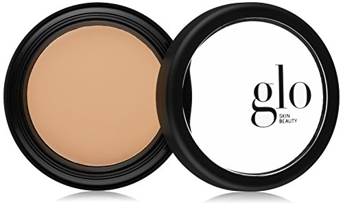 Glo Skin Beauty Oil Free Camouflage Concealer in Natural - Correct and Conceal Pimples, Scars, and Dark Spots - 4 Shades