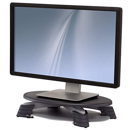 Fellowes - Soporte Monitor giratorio ordenador Sobremesa