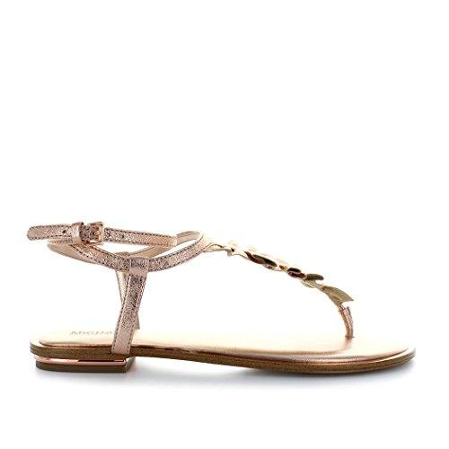 MICHAEL MICHAEL KORS BELLA TONG Sandalen/Open schoenen dames Roze Sandalen/Open schoenen