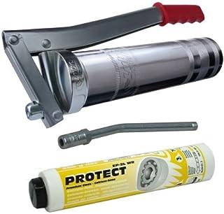 Vanguard Fettpresse f/ür PKW Motorr/äder und Arbeitsger/äte im Allgemeinen.