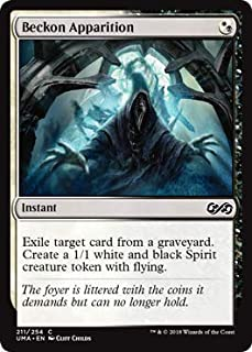 Magic: The Gathering - Beckon Apparition - Ultimate Masters - Common