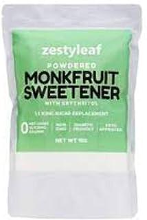 ZestyLeaf Monkfruit Golden Sweetener,