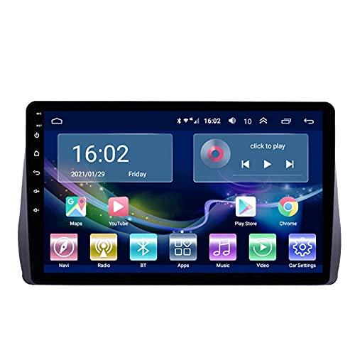 XXRUG Autoradio per Wish 2009-2012 Radio Navigation Player Android 10.0 unità Principale con Carplay Touchscreen IPS da 10.1 Pollici BT/WiFi con Telecamera di Backup