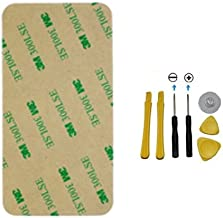 YB Planet iPod Touch 4th Generation 3M Pre-Cut Adhesive + Complete Seven Piece Tool Kit