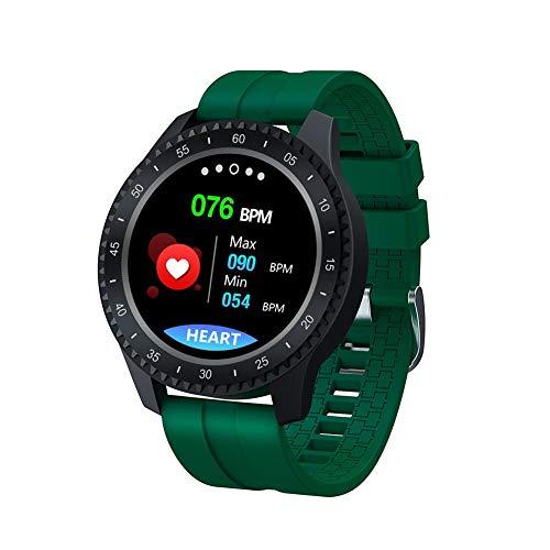 iShiné Bluetooth 4.0 Smart Watch Orologio Sportivo Fitness Impermeabile Orologio Bracciale Intelligente Multifunzione con Monitoraggio della Pressione Arteriosa Pretty marvelously