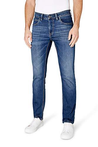 Atelier GARDEUR Herren Batu Comfort Stretch Jeans, Indigo 67, 40W / 32L