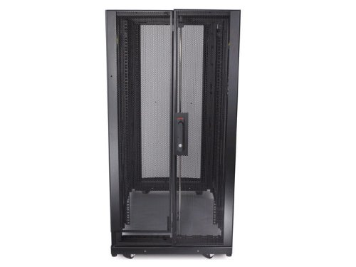 APC AR3104 AR3104 NetShelter SX 24U 600mm Wide x 1070mm Deep Enclosure with Sides Black