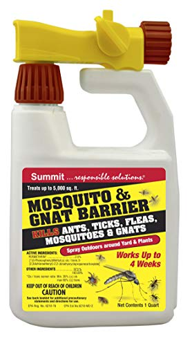 SUMMIT CHEMICAL CO 101-6 5,000 Square Feet, 32fl.oz. Summit.Responsible Solutions Summit Mosquito and Gnat Barrier Covers, 32-oz