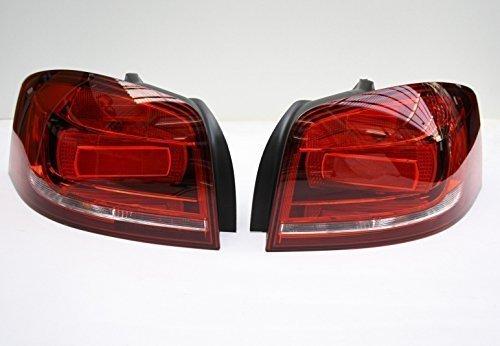 Originele Audi onderdelen achterlichten Audi A3 8P facelift, originele achterlichten