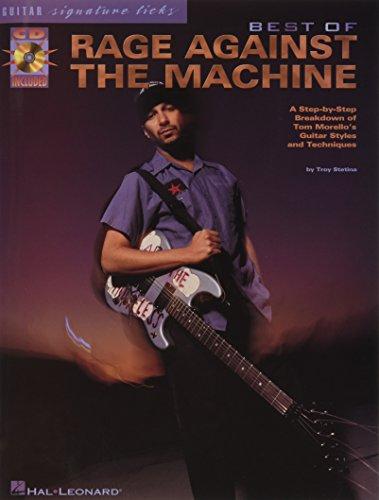 Best of Rage Against the Machine: Guitar Signature Licks