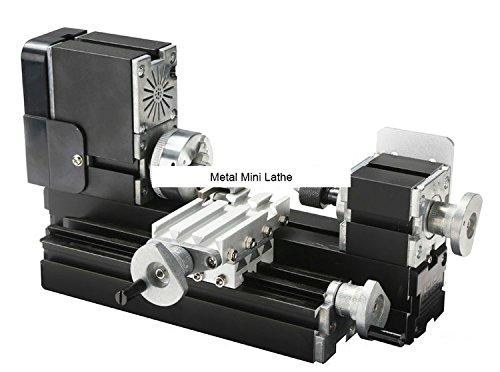 Best Buy! TZ20002M 60W Metal Mini Lathe/60W,12000rpm Big Power all metal lathe/metal mini lathe