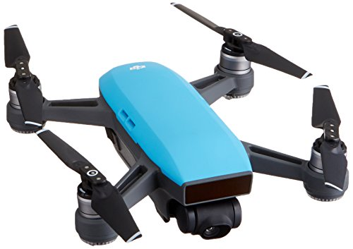 DJI Spark Mini Drone - Sky Blue (CP.PT.000733)