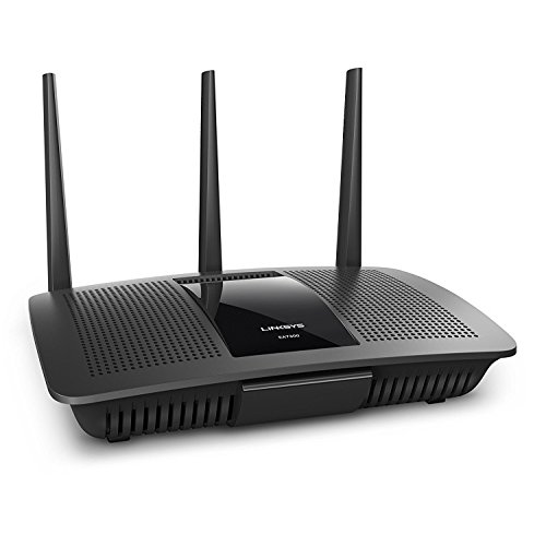Linksys EA7300-RM AC1750 Dual-Band Smart Wireless Router with MU-MIMO, Works with Amazon A (Renewed)