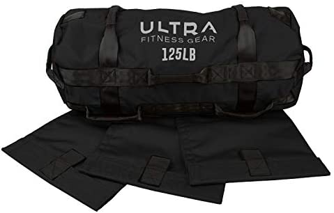 Ultra Fitness Workout Exercise Sandbags Heavy Duty Sand Bag Functional Strength Training Dynamic product image