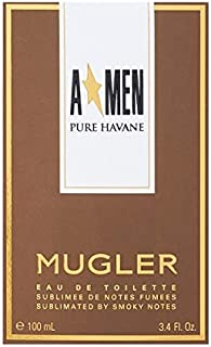 Thierry Mugler A Men Pure Havane EDT 3.4 OZ / 100 ML