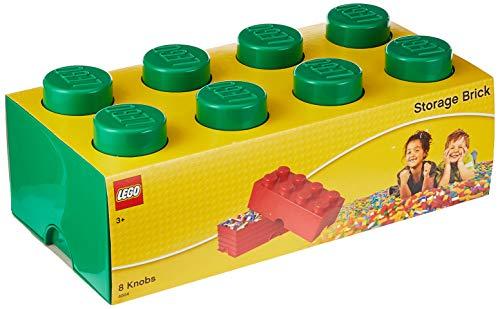 LEGO Storage Brick 8, Dark Green