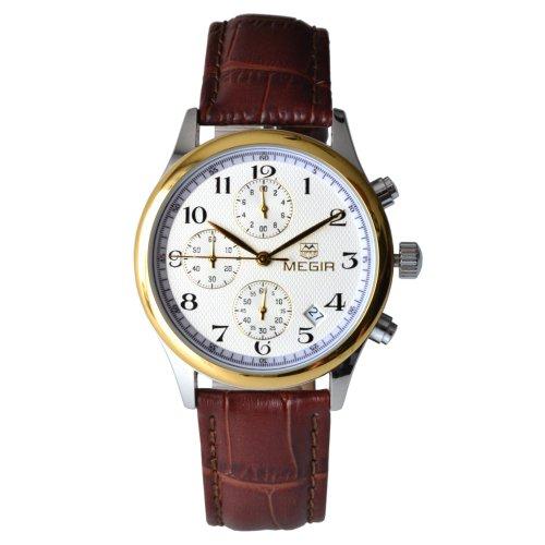 Megia W0613-16A2BS - Reloj Unisex