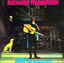Starring Henry the Human Fly by Richard Thompson (1972-08-02)