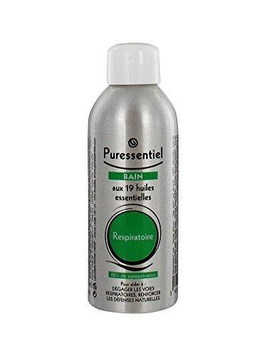 Puressentiel Respiratory Bath with 19 Essential Oils 100 Ml by Puressentiel