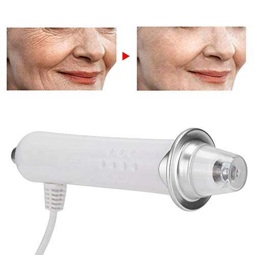 Skin Tightening Device,Micro-Current Skin Care Device Handheld Home Use EMS Vibration Beauty Machine for Skin Firming Lifting Anti-aging Wrinkle Removal (US)