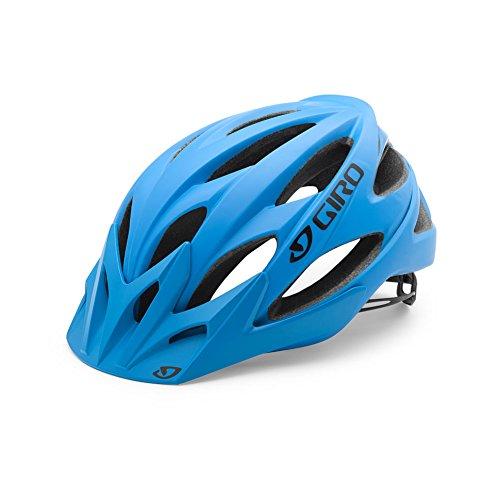 Giro Xar MTB Fahrrad Helm blau matt 2019: Größe: S (51-55cm)