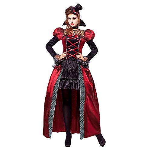 WIDMANN 07674Adultos Disfraz Victorian vampirin, XL