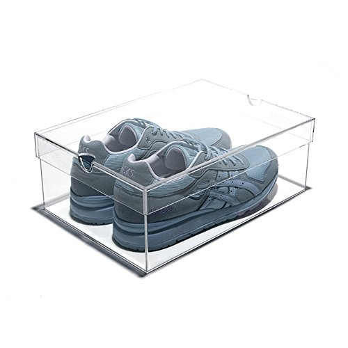 OnDisplay Luxury Acrylic Shoe Box - Large